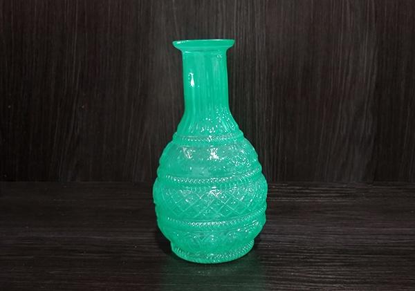 Glass – Bottle Small Aqua