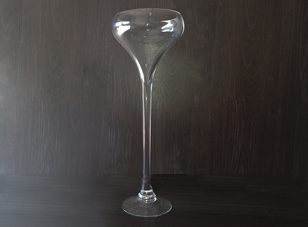 Glass – Large Glass Goblet Clear