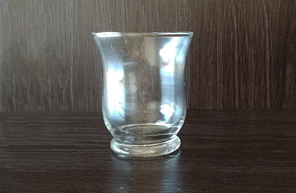 Glass – Vase Clear Cylindar Small