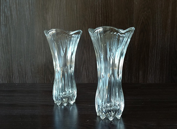 Glass – Vase Small Pattern
