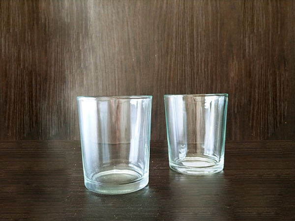 Glass – Votive Basic Small Clear