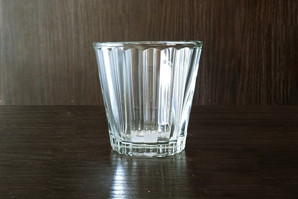 Glass – Votive Small Pattern 2