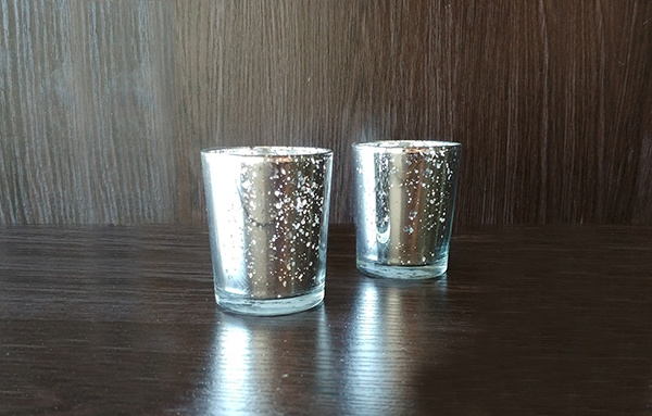 Glass – Votive Speckled