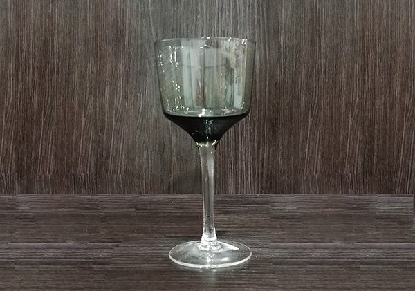 Glass – Wine Glass Small Black