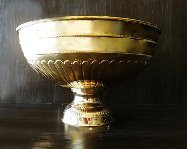 Gold – Extra Large Bowl 2