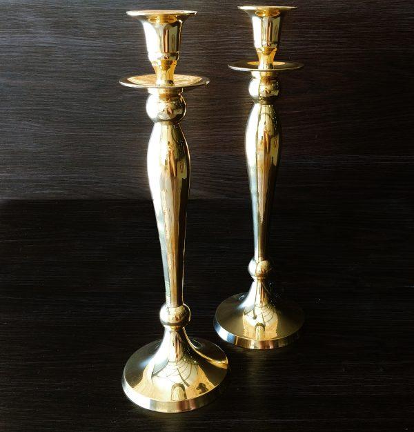 Gold single sticks 30cm