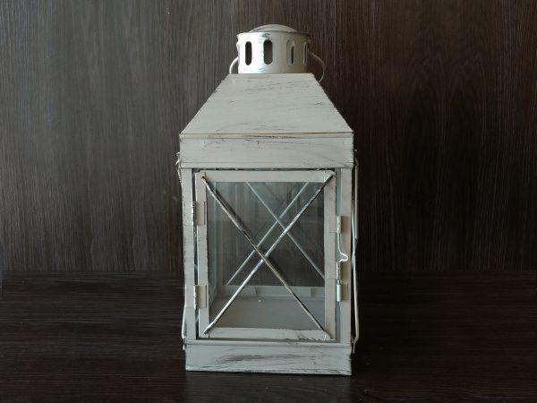 Lanterns grey 27x15x15