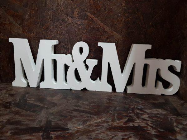 Mr & Mrs White WM630