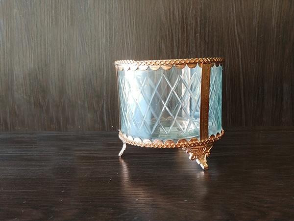 Rose Gold – Decorative Cylindar Large