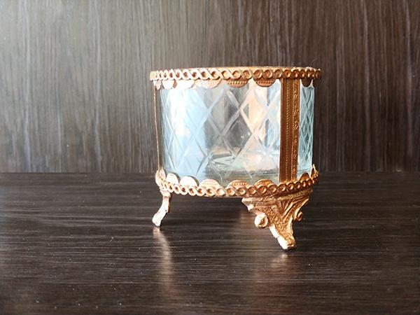 Rose Gold – Decorative Cylindar Medium