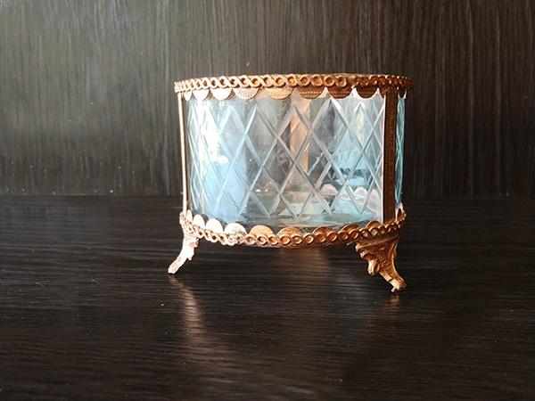 Rose Gold – Decorative Cylindar Small