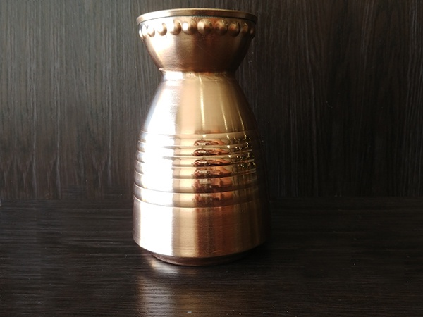 Rose Gold – Decorative Vase