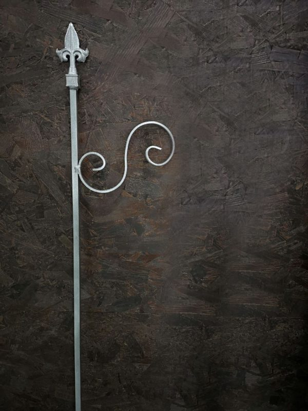 SS271 Silver shepperd hooks 1.6m