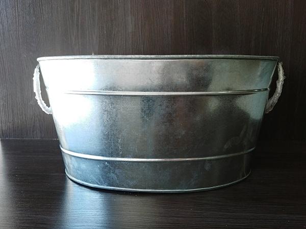 Silver – Small Bath