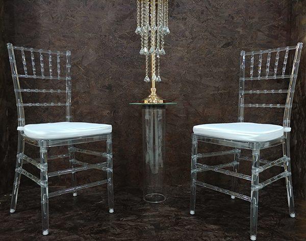 Tiffany Chair – Ghost