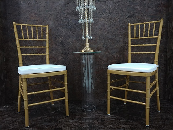 Tiffany Chair – Gold