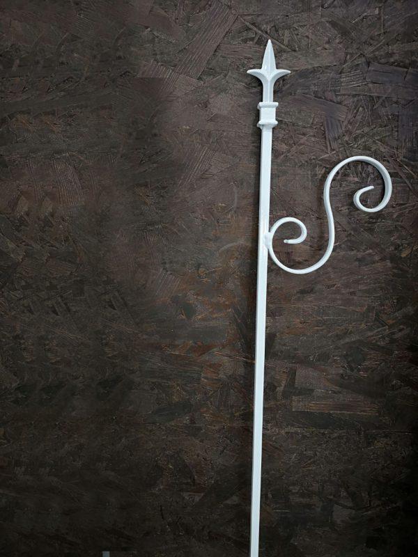 WS270 White shepperd hooks 1.6m