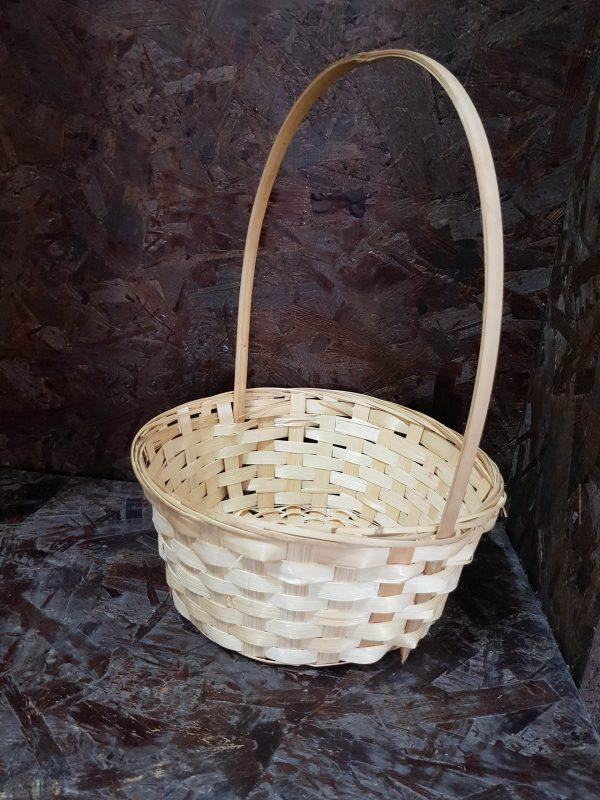 Wooden baskets 10x26cm WB490