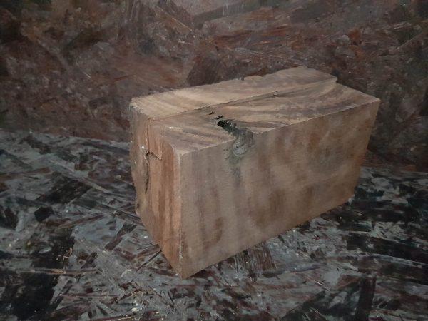 wooden Rustic Blocks WB428
